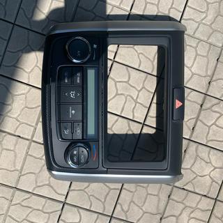 トヨタ(トヨタ)のカローラフィールダー エアコン オーディオパネル(車種別パーツ)
