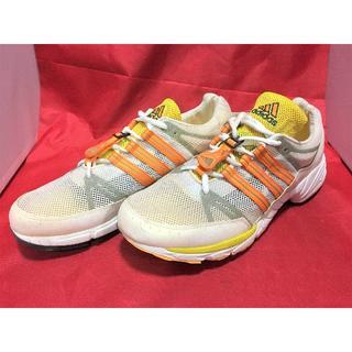 アディダス(adidas)の★希少レア!アディダス シンパシー 白/黄色 ビンテージ デッド⑨★(スニーカー)