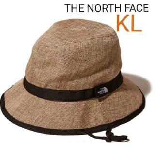 THE NORTH FACE - 新品 ノースフェイス ハイクハット キッズ KL ナチュラル 帽子