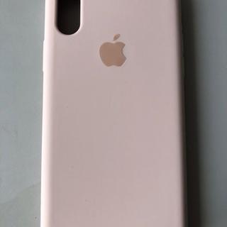 Apple - iPhone ピンクサンドシリコンケース  新品未開封 最短発送