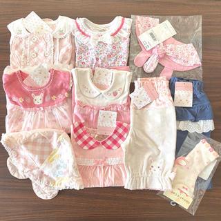 coeur a coeur - クーラクール 夏物まとめ売り ワンピース Tシャツ ハーフパンツ ネッククーラー