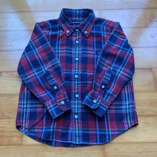 ラルフローレン(Ralph Lauren)のRalph Lauren 100cmチェックシャツ(ブラウス)