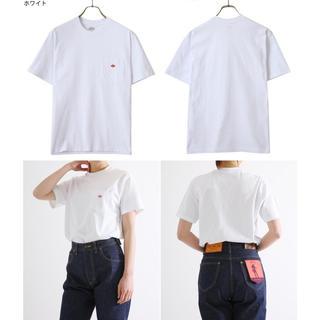 DANTON - 【新品】DANTON POCKET半袖Tシャツ