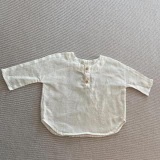 Olivier London リネンシャツ