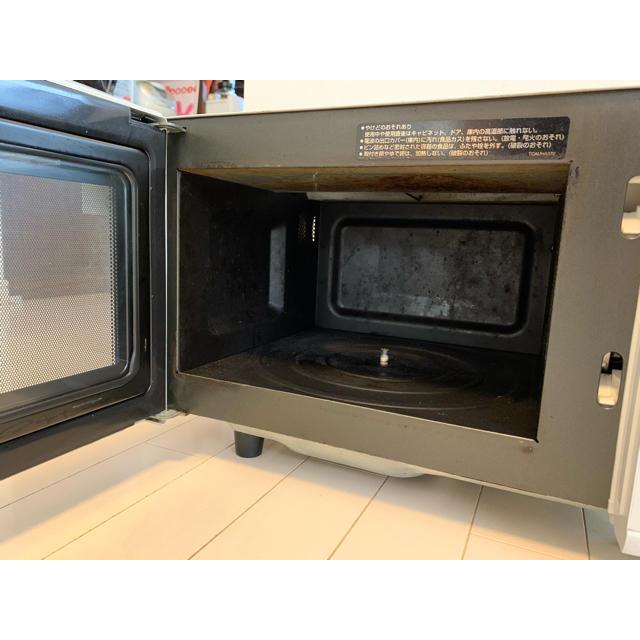 SHARP(シャープ)のSHARPオーブンレンジ RE-KS12 スマホ/家電/カメラの調理家電(電子レンジ)の商品写真