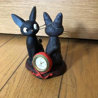 ジジの置き時計(彫刻/オブジェ)