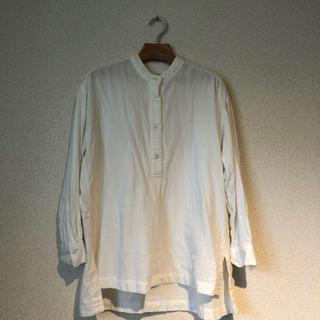 MUJI (無印良品) - 無印良品 インド綿二重ガーゼチュニック