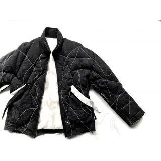 ヨウジヤマモト(Yohji Yamamoto)の新品 タグ付 sulvam サルバム カットオフ ダウン ジャケット M(ダウンジャケット)