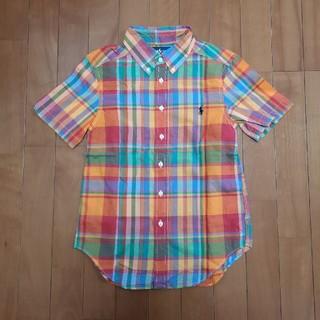 POLO RALPH LAUREN - ラルフローレン 半袖 シャツ 8T 130センチ 美品