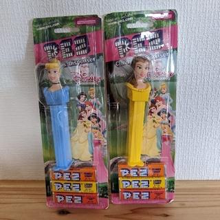 PEZ ペッツ ディズニープリンセス(キャラクターグッズ)