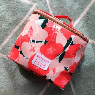 エル(ELLE)のELLE×my little box ランチバッグ(ポーチ)