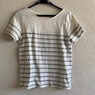 神戸レタス - ボーダーカットソー