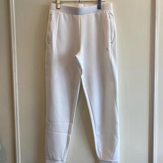 カルバンクライン(Calvin Klein)のカルバンクライン レディース スウェットパンツ ホワイト/S(ルームウェア)
