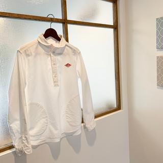 DANTON - DANTON オックスフォード/ラウンドカラーシャツ