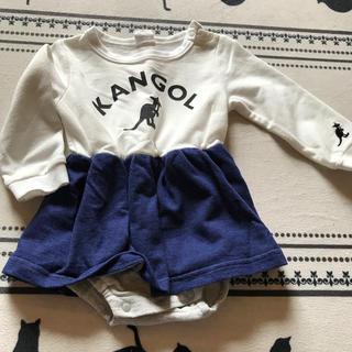 カンゴール(KANGOL)のKANGOLロンパース(ロンパース)