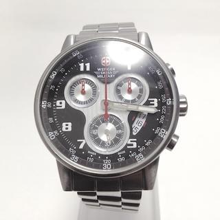 ウェンガー(Wenger)のWENGER ウェンガー ミリタリー コマンドクロノ 7912X/T(腕時計(アナログ))