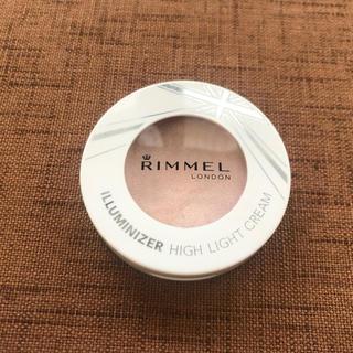 リンメル(RIMMEL)のリンメル イルミナイザー 002ピュアピンク 3g ハイライト(フェイスカラー)