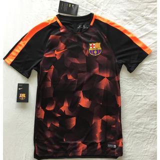 NIKE - サッカー ウェア バルセロナ 2017/18 SQUAD CL トップ