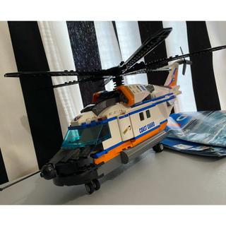 Lego - レゴ(LEGO)シティ  海上レスキューヘリコプター 60166