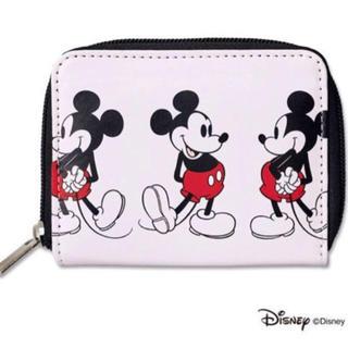 ディズニー(Disney)のシップス ミッキー 二つ折り財布(財布)