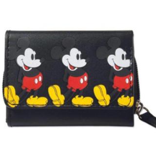 ディズニー(Disney)のX-girl ミッキーマウス コンパクト財布(財布)