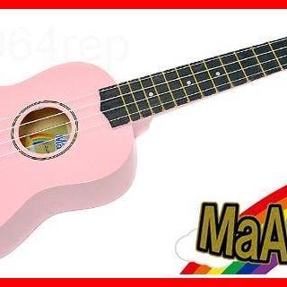 MaAmAa ( マァーマァ ) MR1N Pink ソプラノウクレレ(その他)