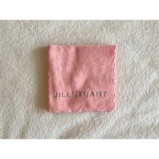 JILLSTUART - JILL STUART 大判ハンカチ ハンドタオル〈新品未使用〉