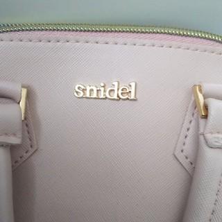 スナイデル(snidel)のsnidel  ミニバック  新品(ショルダーバッグ)