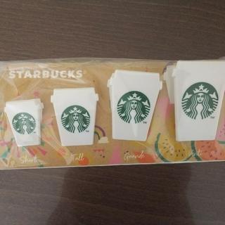 スターバックスコーヒー(Starbucks Coffee)のStarbucks Coffee クリップセット2019夏(その他)