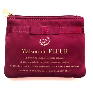 Maison de FLEUR - 《値下げ》メゾンドフルール☾ティッシュポーチ