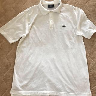スコッティキャメロン(Scotty Cameron)のスコッティキャメロン ポロシャツ 半袖 白  M(ポロシャツ)