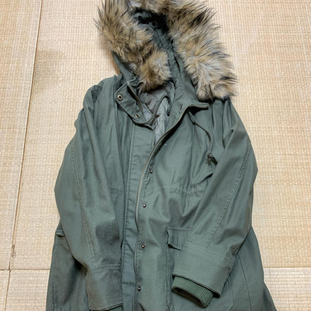 LOWRYS FARM(ローリーズファーム)のローリーズファームのモッズコート レディースのジャケット/アウター(モッズコート)の商品写真