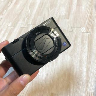 ソニー(SONY)のsony rx100m5 ジャンク品(コンパクトデジタルカメラ)