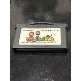 ゲームボーイアドバンス(ゲームボーイアドバンス)のマリオ&ルイージRPG(携帯用ゲームソフト)