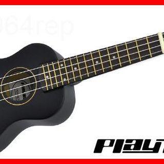 PLAYTECH ( プレイテック ) PUK100 Black 定番ソプラノウ(その他)