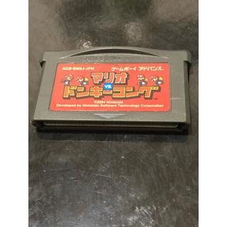 ゲームボーイアドバンス(ゲームボーイアドバンス)のマリオvsドンキーコング(携帯用ゲームソフト)