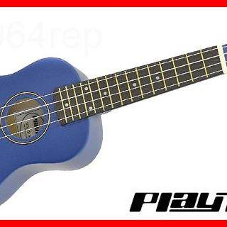 PLAYTECH ( プレイテック ) PUK100 Blue 定番ソプラノウク(その他)