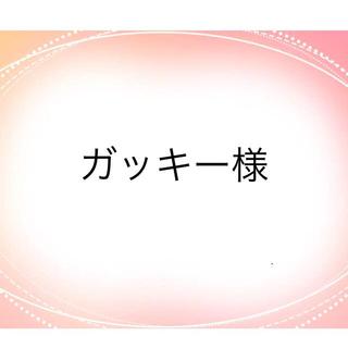 ガッキー様(ピアス(両耳用))