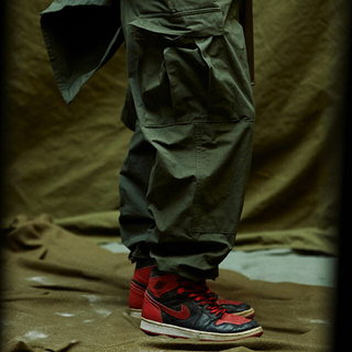 W)taps - WTAPS WMILL TROUSERS. NYCO. RIPSTOP