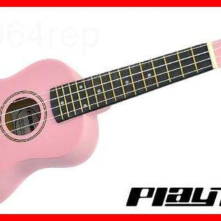 PLAYTECH ( プレイテック ) PUK100 Pink 定番ソプラノウク(その他)