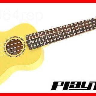 PLAYTECH ( プレイテック ) PUK100 Yellow 定番ソプラノ(その他)