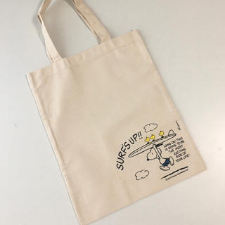 SNOOPY - with付録 スヌーピー トートバッグ