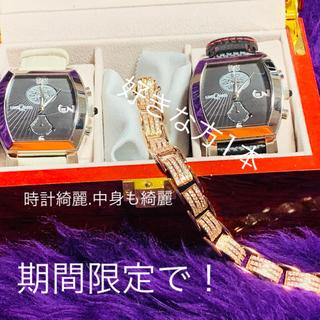 LONE ONES - 超レア完売品!!ロンワンズ ・限定リストウォッチ腕時計/レナード カムホート