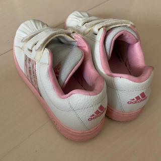 アディダス(adidas)のアディダス  靴 21〜21.5(スニーカー)