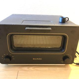バルミューダ(BALMUDA)の【しっくん様専用】バルミューダ トースター パン 家電(調理機器)