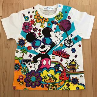 Disney - DisneyリゾートTシャツ 90サイズ