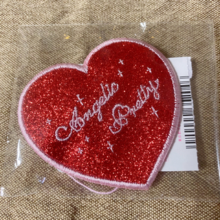 Angelic Pretty - Love Heartラメクリップ