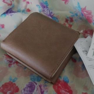 シマムラ(しまむら)の未使用✫プチプラのあやさん財布✫茶色(財布)
