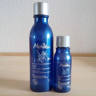 メルヴィータ(Melvita)のメルヴィータ フラワーブーケリリーフェイストナー100ml(化粧水/ローション)