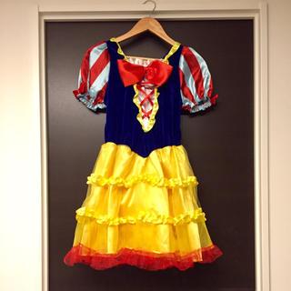 ディズニー(Disney)の白雪姫 コスプレ ドレス レディース 仮装 プリンセス ハロウィン ディズニー (衣装)